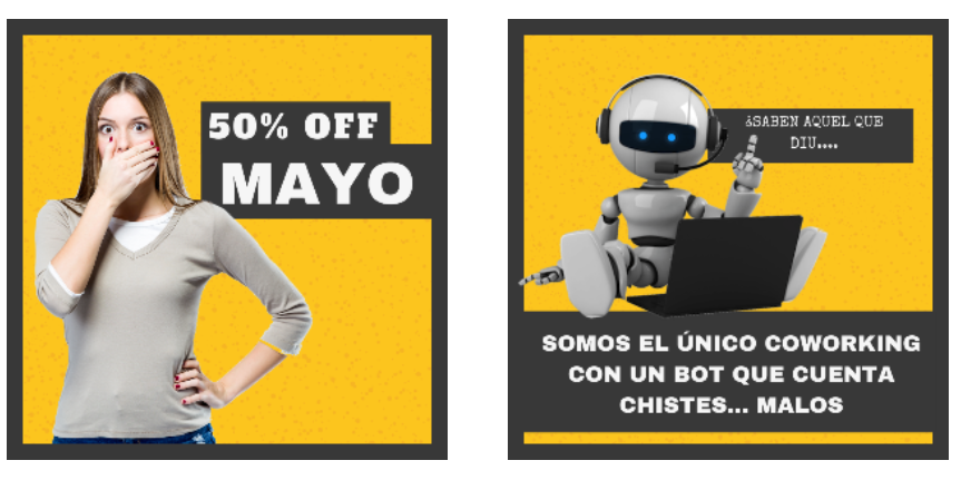 Promo Mayo Doblemitad